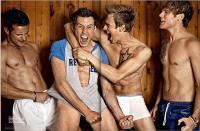 Naked Boy Bands - McFly