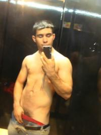 Naked Men Self Pics - With Adi Hadad Too!