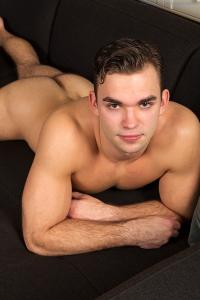 New Sexy Naked Jock Devin At Sean Cody