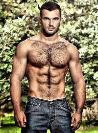 On The Cusp Of Becoming A Hunk Daddy - Almog Gabay