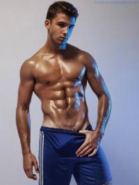Ripped Twink Miguel Ortiz