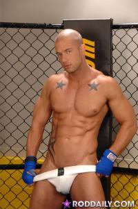 Hung Muscle Jock - Rod Daily
