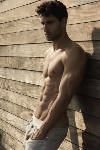 Sexy Alejandro Salgueiro By Thomas Synnamon