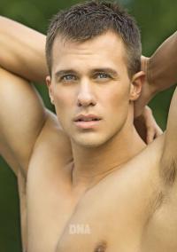 Sexy Jock Tyler Davin