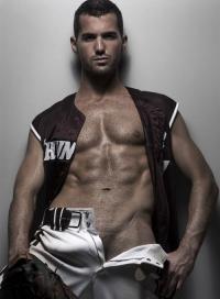 Hairy, Hot and Handsome - Steve Dapri