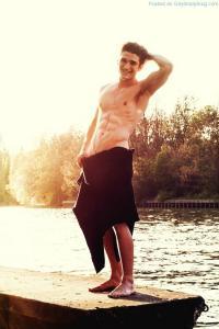 Stunning Baptiste For Blake Magazine