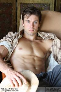 Texan Boy Matt By Jeff Brewster
