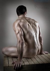 The Nude Men Of Enrique Toribio