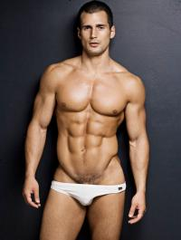 Todd Sanfield bares all for DNA Magazine
