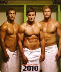 Rugby's Finest Hunks 2010 Calendar