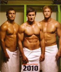 Rugby's Finest Hunks 2010 Calendar