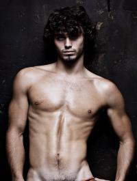 Newcomer male model pics: Cameron Bailey
