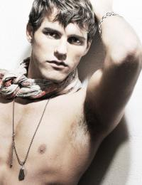 Male perfection is Michael Brent