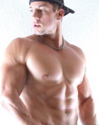 Bad Boy Jason Borish is all muscle